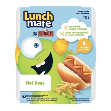 Schneider's lunch mate