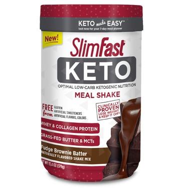 Slim Fast Keto Shake