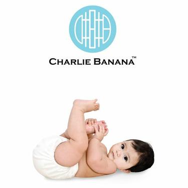 Charlie Banana 2 in 1 Reusable Diaper 6 pack - Boy