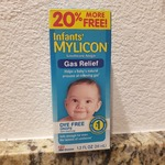 Infants' Mylicon