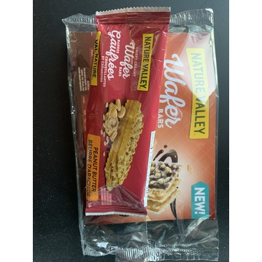 Nature valley wafers
