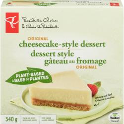 PC Original Cheesecake-Style Dessert