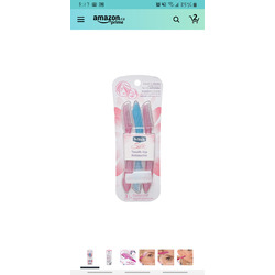 Schick Silk Touch Up Precision Eyebrow Shaper, Exfoliating Facial Razor for Women, and Dermaplaning Tool, pack of 3