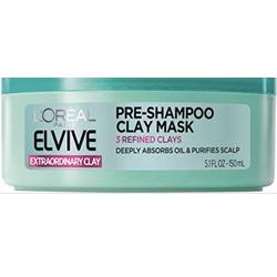 L'Oréal extraordinary clay mask