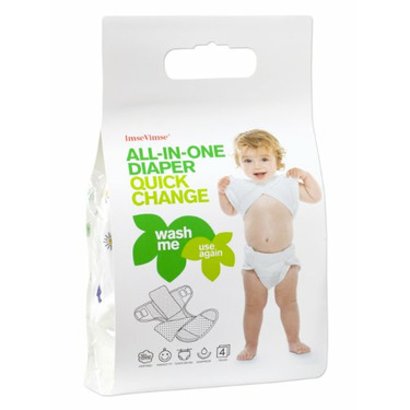 Imse Vimse All In One 2 Jungle + 2 White (MD 15-22lbs)