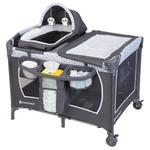 Baby Trend Lil Snooze Deluxe II Nursery Center - Diamond Geo