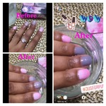 Nails inc colour changing nail polish duo - are you hot or not