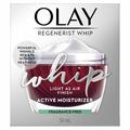 Olay Regenerist Whip Facial Moisturizer, Fragrance-Free