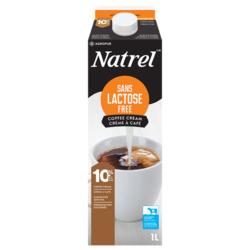 Natrel Lactose Free 10% Coffee Cream