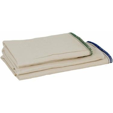 Medium Organic Diaper Service Quality Chinese Prefolds 12pack (13-26lbs)