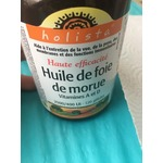 Holista cod liver oil