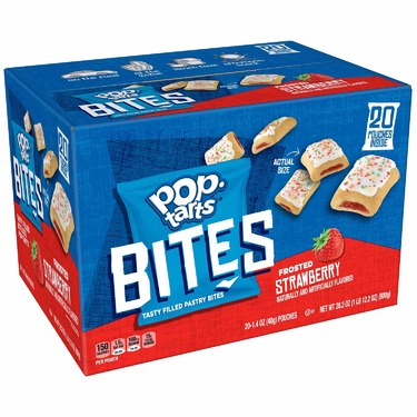 Pop tarts bites