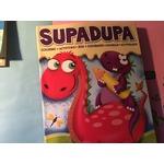 Supadupa Colouring Book