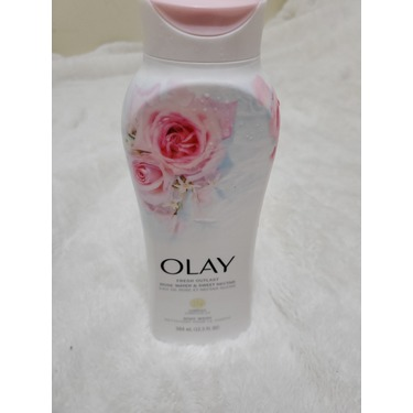 Olay fresh outlast rose water and sweet nectar
