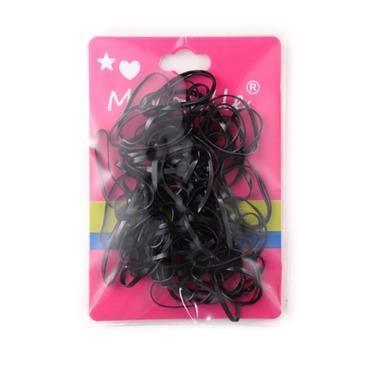 Madammoselle Kid's 100%Pure Rubber Hair Elastics