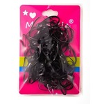 Madammoselle Kid's 100%Pure Rubber Hair Elastics