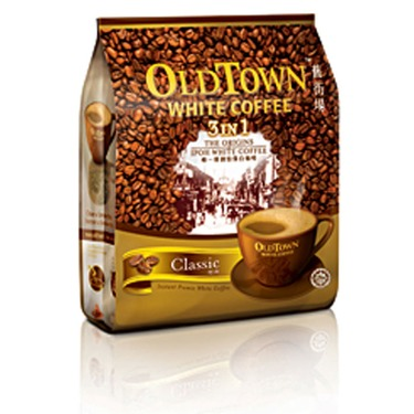 OLD TOWN 3 IN 1 WHITE COFFEE