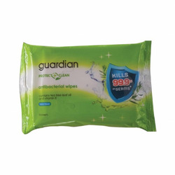 GUARDIAN ANTI BACTERIAL WIPES