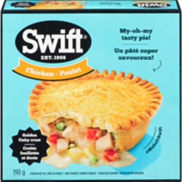 Swift chicken pot pie