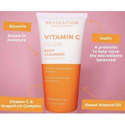 Revolution Vitamin C Glow Body Cleanser