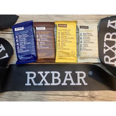 RXBAR real food protein bar