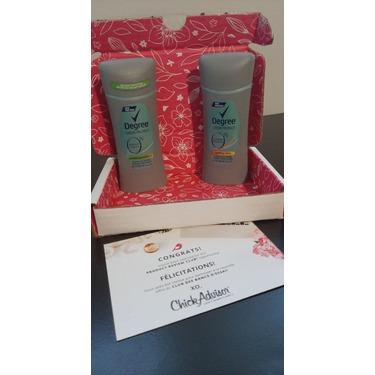 Degree® Women Revitalizing Botanicals Odour Protect Aluminum Free Deodorant