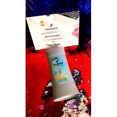 Degree® Women Uplifting Citrus Odour Protect Aluminum Free Deodorant