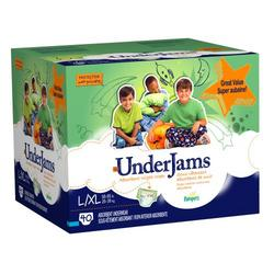 Pampers Underjams for Boys, Size 8-Count, 40-Count