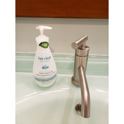 Live Clean Fresh Water Hydrating Liquid Hand Soap