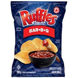 Ruffles Bar-b-q Chips