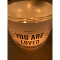Bath and body champagne toast sented candle