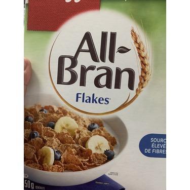All bran flakes
