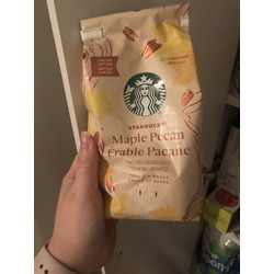 Starbucks maple pecan coffee