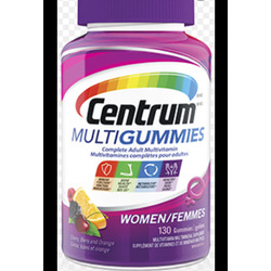 Centrum multigummies for women