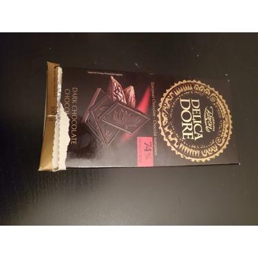 Excellent baron Delica Dore dark chocolate 74%