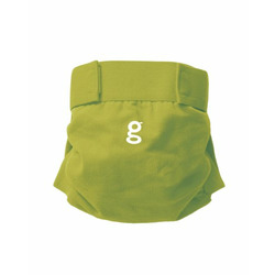 Gdiapers Little Gpant, Guppy Green, Large (26-36 Pounds)