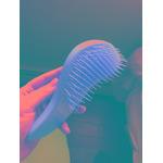 Swissco Mixed Bristle Flat Hair Brush