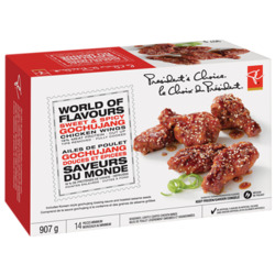 PC World Of Flavours Sweet & Spicy Gochujang Chicken Wings