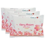 CARING PHARMACY CHERRY BLOSSOM GENTLE WIPES