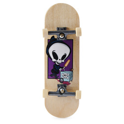 Tech Deck Performance Board