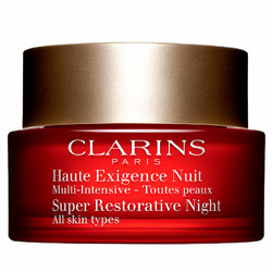 Clarins Super Restorative Night Cream