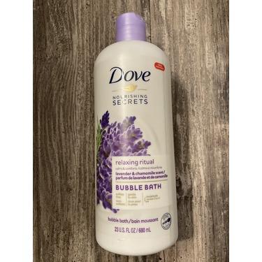 Dove Nourishing Secrets Relaxing Ritual Lavender & Chamomile Bubble Bath