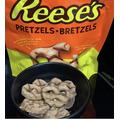 Reese's Peanut Butter & Milk Chocolate Dipped Pretzels