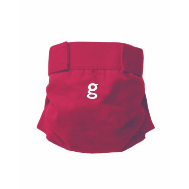 Gdiapers Little Gpant, Goddess, Pink Large (26-36 Pounds)