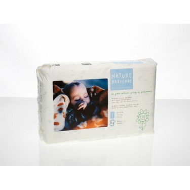 Nature Babycare Eco Jumbo Pack Diapers - Size 1