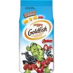 Goldfish Marvel Avengers