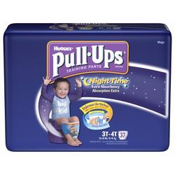 Boys' Pull-Ups Nighttime Training Pants 37-pk. 3T/4T