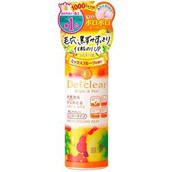 Meishoku Detclear  Bright and Peel facial peeling gel