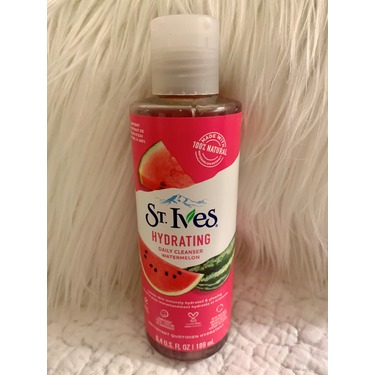 St Ives Hydrating Watermelon cleanser