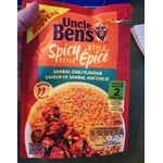 Uncle Bens Spicy Style Sambal Chili Flavor